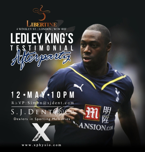 Ledley's after party!